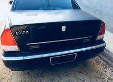 Gasoline Fuel/Power   Hyundai Equus 2005