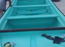 قارب جديد25 مستعمل يومين للبيع 95422394