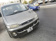 Manual Hyundai H-1 Starex 1997