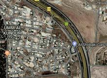 ارض 660م في ضاحية الفاروق ( طريق المطار ) حوض الغباشيه وتلعة عقيل