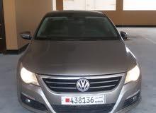 VW Passat CC 2009 للبيع بحال الوكالة