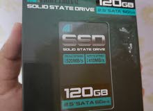 SSD 120gb for sale