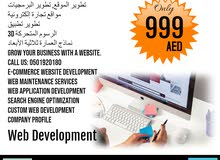 E-Commerce & Dynamic Website / Software Development