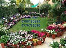 الاتقان لتنسيق الحدائق تقدم لكم جميع انواع الخدمات المتعلقة الحدائق تصميم