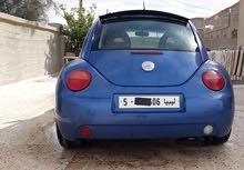 Volkswagen Beetle car for sale 2001 in Nalut city