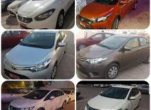 مشاريع خط البستان لتأجير السيارات  في مسقط
