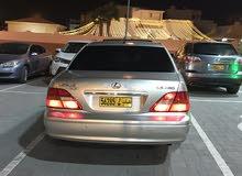 Lexus LS car for sale 2003 in Muscat city