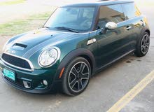 Gasoline Fuel/Power   MINI Cooper 2012