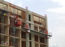 رافعة مباني موديل 2005 إسباني