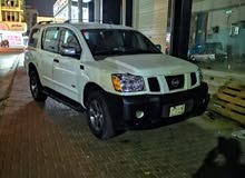 Gasoline Fuel/Power   Nissan Armada 2006