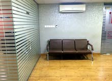 office for rent with partition