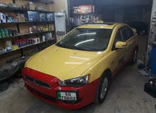 Automatic Yellow Mitsubishi 2016 for sale