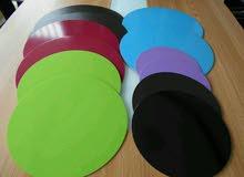 Disques en aluminium coloré, Tefal, pour les usines, demande au 0667657845 ou 06