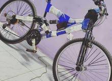 rawnd warlid دراجة هوائيه