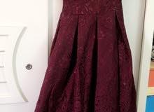 فستان ملكة \ خطوبة للبيع سعر لاعلى السوم