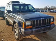 Used condition Jeep Cherokee 1999 with 1 - 9,999 km mileage