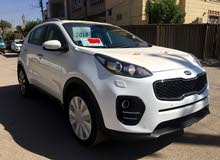 New 2018 Sportage for sale