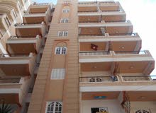 شقة سوبر لوكس 90م مسجلة في شاطئ النخيل بالاسكندرية دقايق للبحر