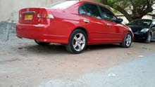 Red Honda Civic 2003 for sale