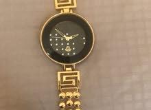 Versace watch.