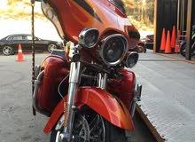 Harley Davidson motorbike available in Amman