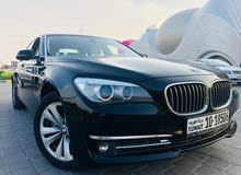 condition BMW 730 2014 with  km mileage