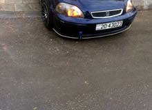 Black Honda Civic 1997 for sale