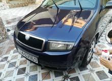 Gasoline Fuel/Power   Skoda Fabia 2003
