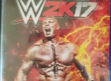 WWE 2K 17 لعبة مصارعة PS4