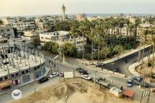 للبيع 600م ع شارعين في دير البلح ع شارع ابو حسني مباشرة