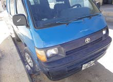 Used Toyota Hiace for sale in Irbid