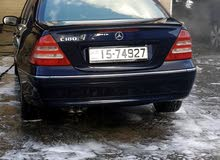 Used Mercedes Benz C 180 2003