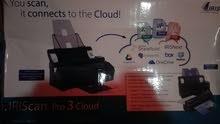 اسرع سكان مستندات في العالم IRISCAN Pro 3 Cloud