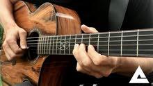 تعليم على الجيتار// guitar instructor