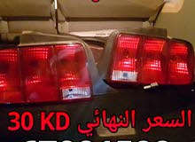 صطوبات موستانج 2005-2009 Mustang Tail Lights تم عمل خصم
