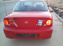 Kia Shuma car is available for sale, the car is in Used condition