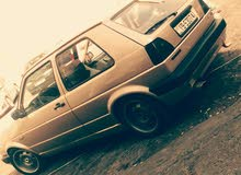 For sale 1985 Gold Golf