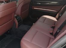 BMW 740 IL خليجي وكالة الجنيبي