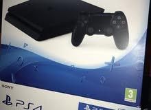 PS4 SONY (500GB-1TB) +13 GAMES SLIM ! اجهزة سوني 4 سلم