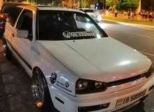 Golf V.W Mk3
