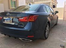 لكزس جي اس 350 للبيع 2013