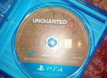 للبيع uncharted 4 بي 60د