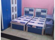 غرف نوم جديده مع التركيب والتوصيل