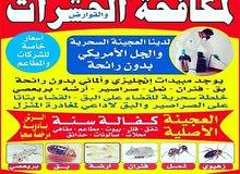 مكافحة الحشرات والقوارض جميع مناطق الكويت