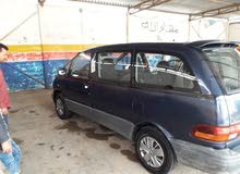 Used condition Toyota Previa 1997 with +200,000 km mileage