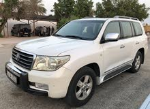 Gasoline Fuel/Power   Toyota Land Cruiser 2009