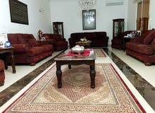 4 Bedrooms rooms Furnished Villa for rent in Benghazi city Al Hada'iq