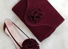 طاقم شنطة + حذاء تركي