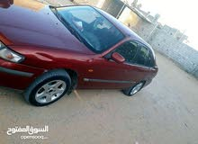 Manual Maroon Mazda 2000 for sale