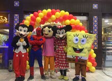 أفتتاح محلات ومهرجانات الاطفال